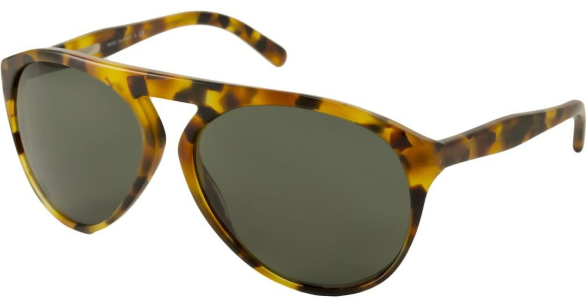 Ralph Lauren Sunglasses in Snake Print