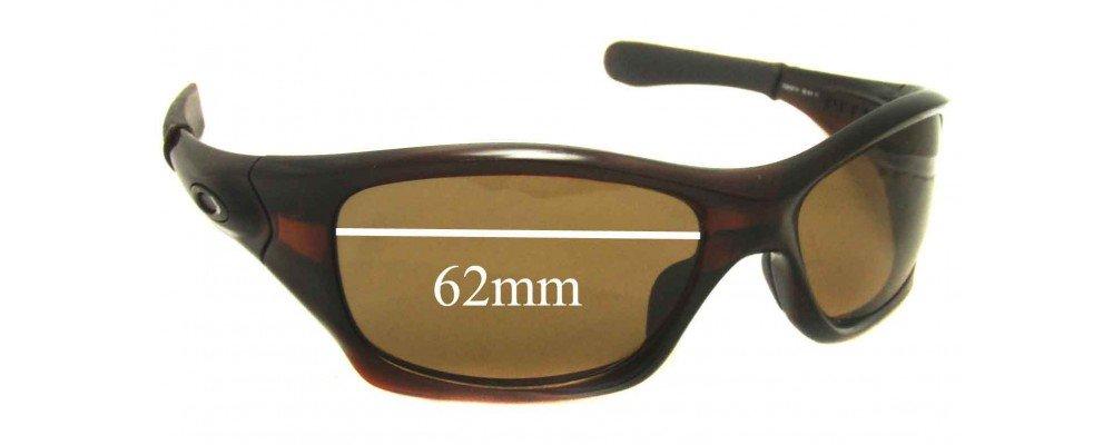 SFx Oakley Pitbull Sunglass Lenses