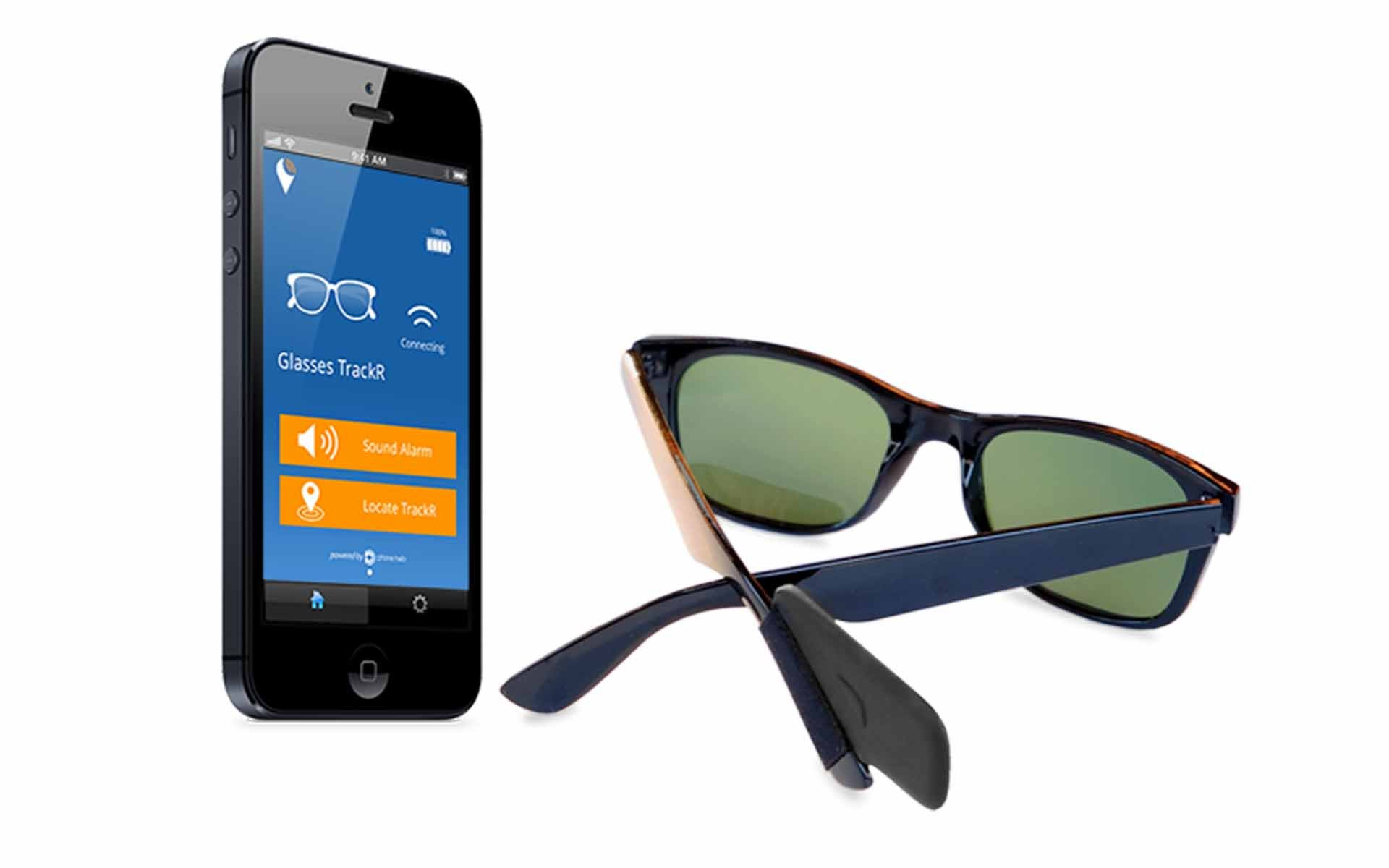 Never Lose Your Sunglasses Again With Glasses TrackR