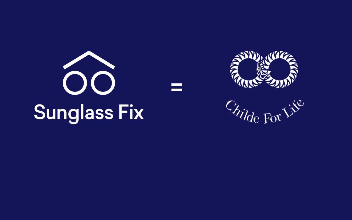 Childe Sunglasses Teams Up with Sunglass Fix. Sunglasses to Last a Lifetime