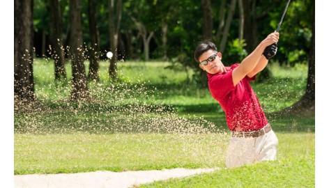 Una guía de colores de lentes para entusiastas del golf