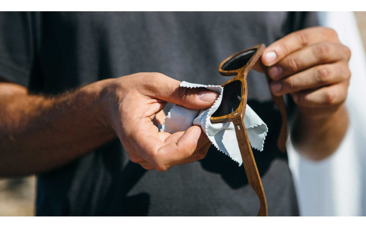 The Best Way to Remove Scratches From Your Sunglasses
