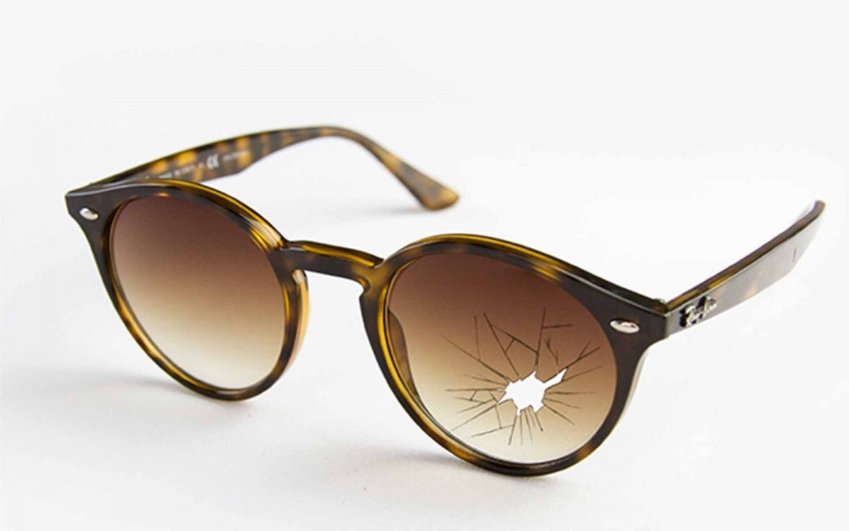 Don't Say Goodbye to Your Busted Shades