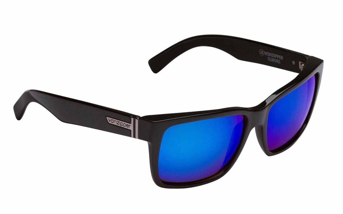 Von Zipper Elmore Sunglasses with Funky Lenses will Make Anyone Look Cool