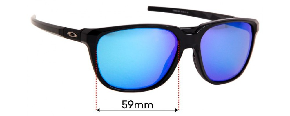 Oakley Anorak OO9420 Replacement Sunglass Lenses - 59mm