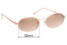 Prive Revaux x Madelaine The Candy Replacement Sunglass Lenses - 52mm Wide