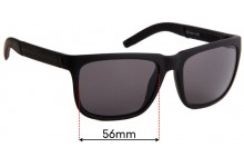 Electric Knoxville-S Replacement Sunglass Lenses - 56mm Wide