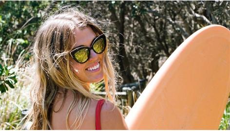 Sunglass Fix Ambassador - Kate Nelson Plastic Free Mermaid