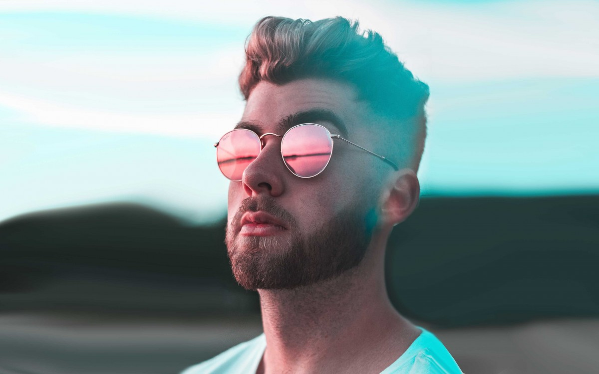 colours Sunglass Lenses by Alex Iby