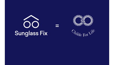 Sunglass Fix +Childe - Two Sustainable Businesses Join Forces
