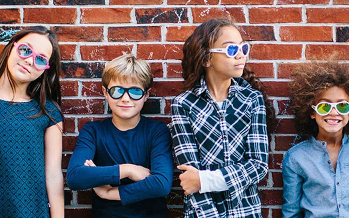 Do Children Really Need to Wear Sunglasses?