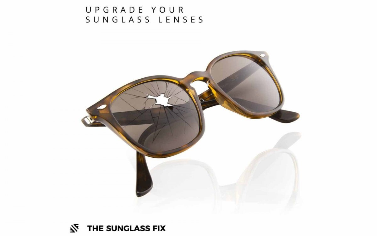 Saving the environment one pair of sunglasses at a time