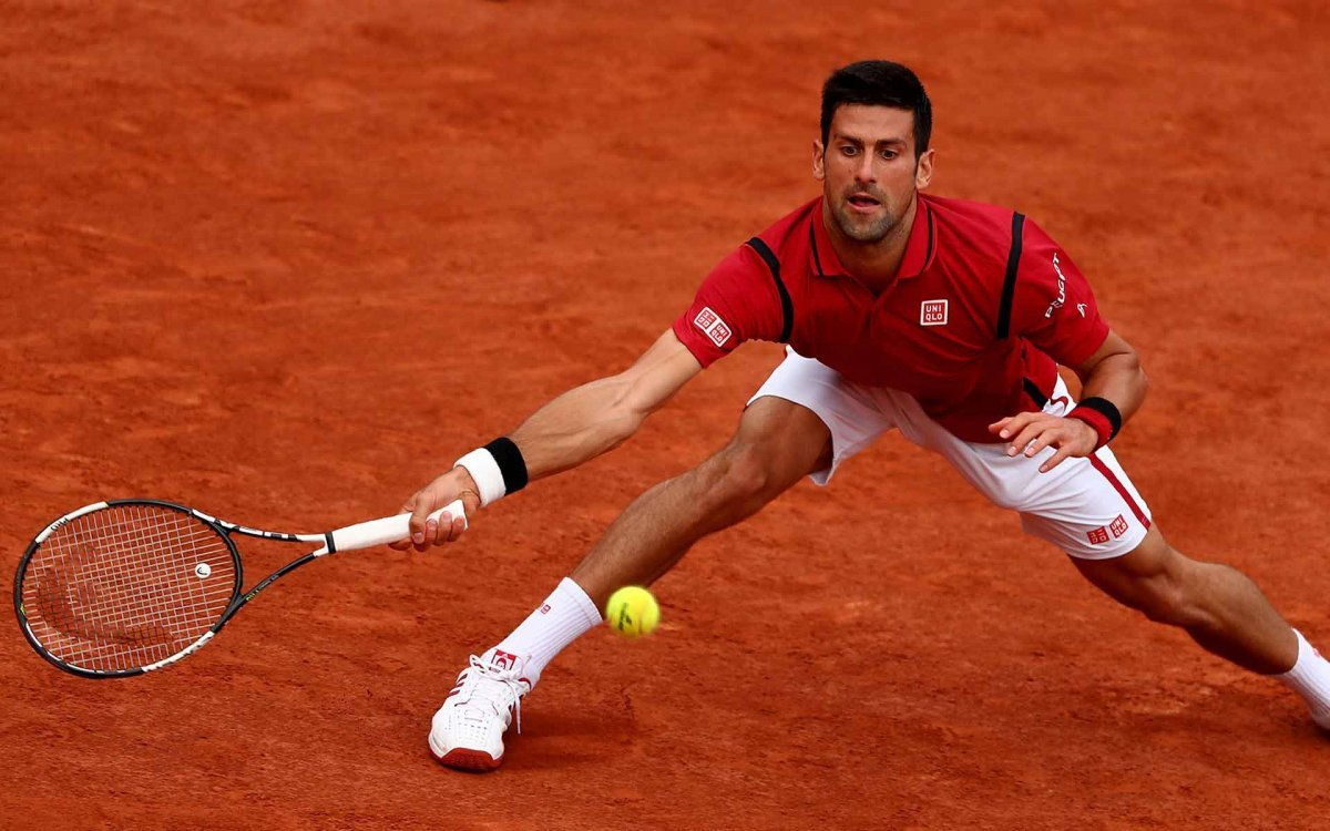 Will You Be Wearing Ray-Ban Aviators at the French Tennis Open Like Novak Djokovic?