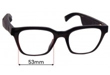 Sunglass Fix Replacement Lenses for Bose Alto - 53mm wide