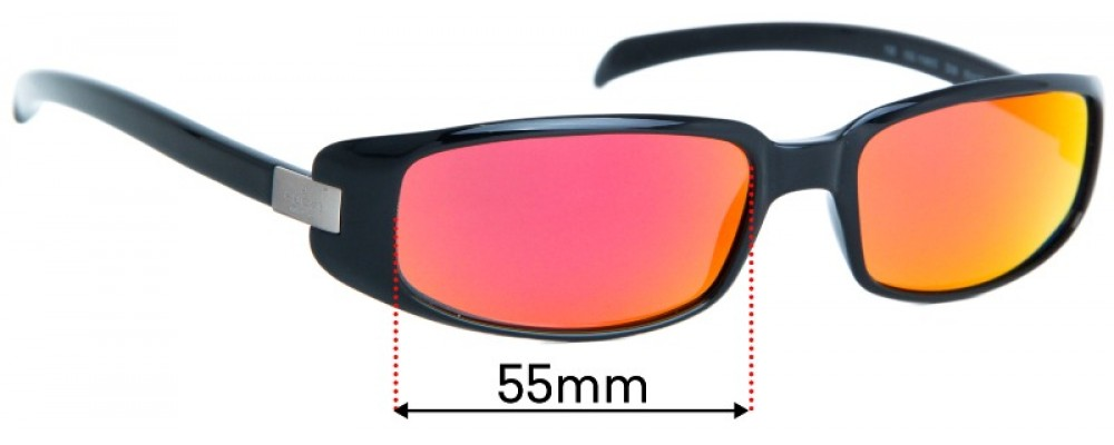 Gucci GG1188/S Replacement Lenses - 55mm