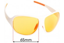 Poc Do High Replacement Sunglass Lenses - 65mm wide