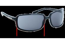 Prada Unknown Model Replacement Sunglass Lenses - 66mm