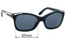 Stella McCartney SM4017 Replacement Sunglass Lenses - 59mm wide