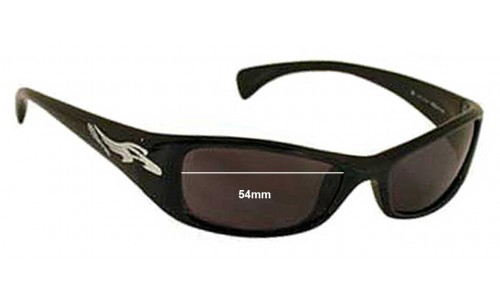 Arnette AN4041 Replacement Sunglass Lenses