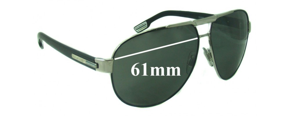 5008be1703939 Dolce   Gabbana DG2099 Replacement Lenses - 61mm wide