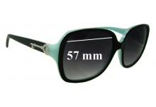 Tiffany & Co TF 4056 Replacement Sunglass Lenses - 57mm Wide