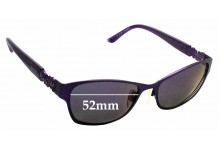 Sunglass Fix Replacement Lenses for Alex Perry / Specsavers AP 36 - 52mm Wide