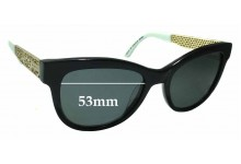 Sunglass Fix New Replacement Lenses for Alex Perry AP Sun Rx 36 - 53mm Wide