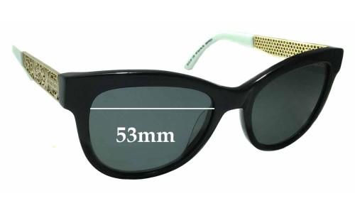 Alex Perry AP Sun Rx 36 Replacement Sunglass Lenses - 53mm Wide