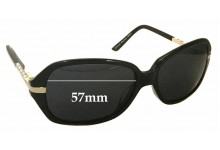 Alex Perry AP SunRx 08 Replacement Sunglass Lenses - 57mm Wide