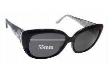 Alex Perry AP SunRx 02 Replacement Sunglass Lenses - 55mm Wide