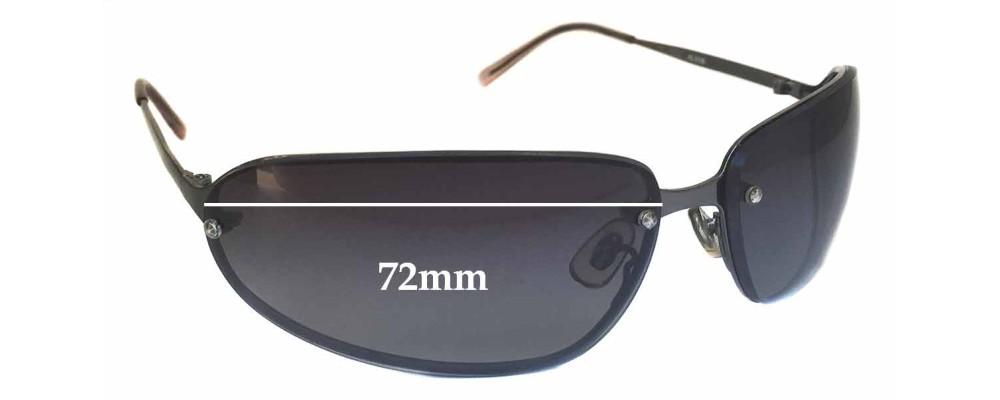 Alta Linea AL65b Replacement Sunglass Lenses - 72mm Wide