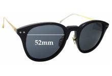 Sunglass Fix Replacement Lenses for AM Eyewear Ava 1 - 52mm wide