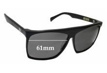 AM Eyewear Cobsey Replacement Sunglass Lenses - 61mm wide