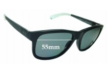 Sunglass Fix Replacement Lenses for Armani Exchange AX 4054S - 55mm wide