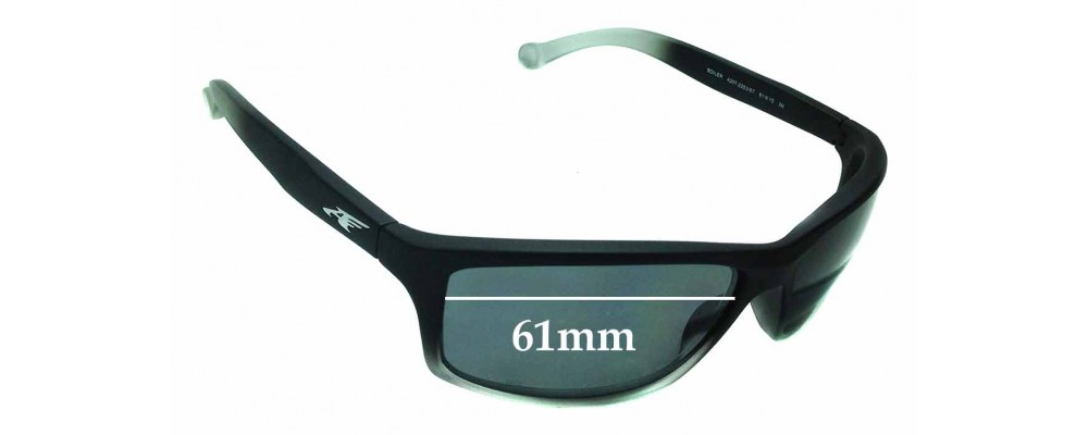 b3e25ab75836 Arnette Boiler AN4207 Replacement Lenses 61mm by The Sunglass Fix™