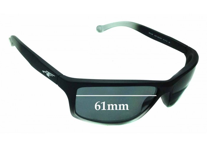 Plus Replacement Lenses for Arnette Straight Cut Fuse Lenses Fuse