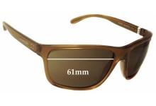 Arnette Booger AN4234 Replacement Sunglass Lenses - 61mm wide