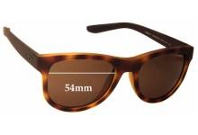 Arnette Class Act AN4222 Replacement Sunglass Lenses - 54mm wide