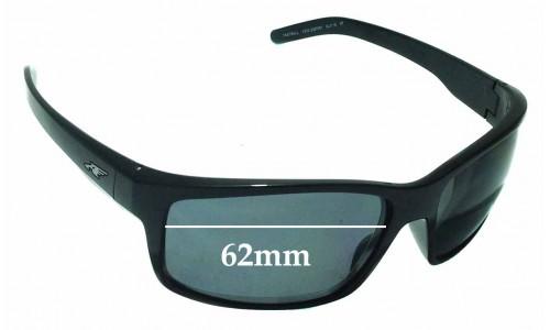 Arnette Fastball AN4202 Replacement Sunglass Lenses - 62mm wide