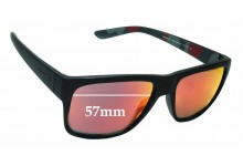 Arnette Reserve 4226 Replacement Sunglass Lenses - 57mm Wide