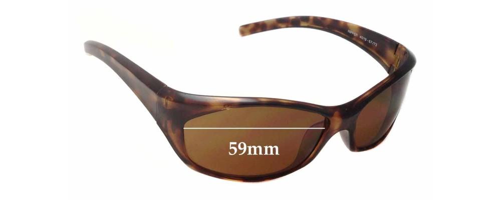 Arnette Ripper AN4019 Replacement Sunglass Lenses - 59mm Wide