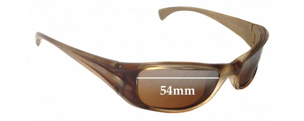 Arnette Stance AN4020 Replacement Sunglass Lenses - 54mm wide