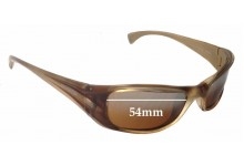 Arnette Stance AN4020 Replacement Sunglass Lenses - 54mm wide