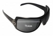 Arnette Undercover AN4091 Replacement Sunglass Lenses - 71mm