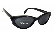 Anglo American Optical York Salinas Replacement Sunglass Lenses - 55mm Wide