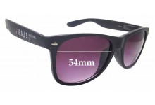 Sunglass Fix Replacement Lenses for Beau's Brewing Co - 54mm Wide