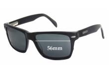 Bill Bass Prince 25440 Replacement Sunglass Lenses - 56mm wide