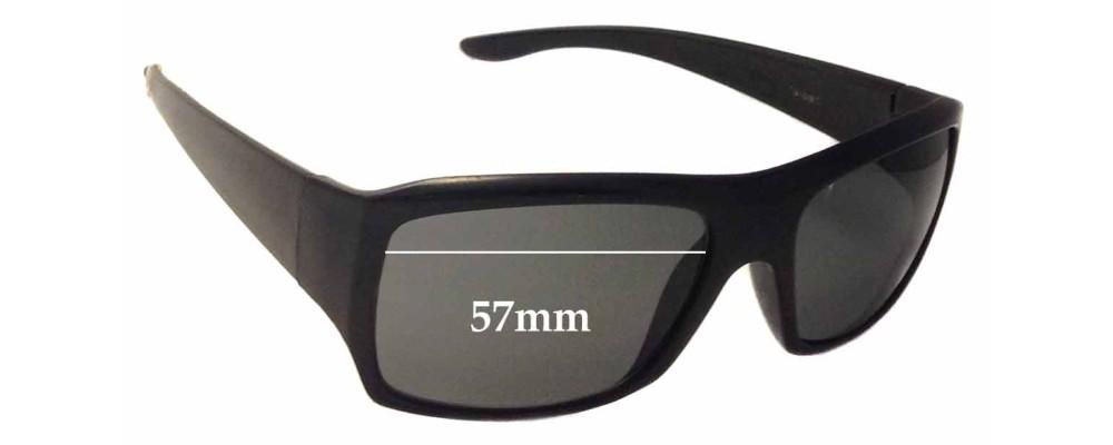Blok Cavill SA0606 Replacement Sunglass Lenses - 57mm wide