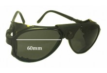 c0a8d2ae58 Bolle IREX 100 Replacement Sunglass Lenses - 60mm wide x 51mm high