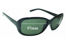 eb4e560709 Sunglass Fix Replacement Lenses for Bolle Molly 11511 -57mm wide